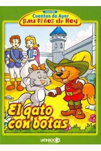 Papel El Gato Con Botas - Cuentos De Ayer Para Niños De Hoy -