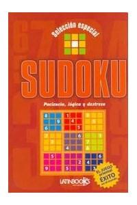 Papel Seleccion Especial Sudoku Nº 2 - Rojo