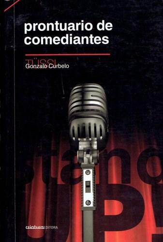 Papel PRONTUARIO DE COMEDIANTES