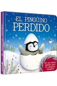 Papel Luna Azul - Ternura - El Pingüino Perdido