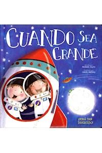 Papel Luna Azul - Creciendo - Cuando Sea Grande