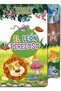 Papel Escondidos En La Jungla - El León Perezoso