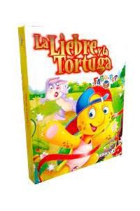 Papel La Liebre Y La Tortuga