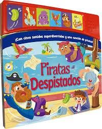 Papel Piratas Despistados