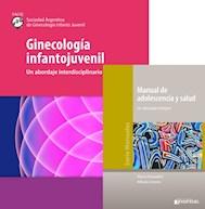 Papel (Combo) Ginecología Infantojuvenil + Manual De Adolescencia Y Salud