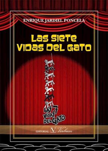 E-book Las Siete Vidas Del Gato