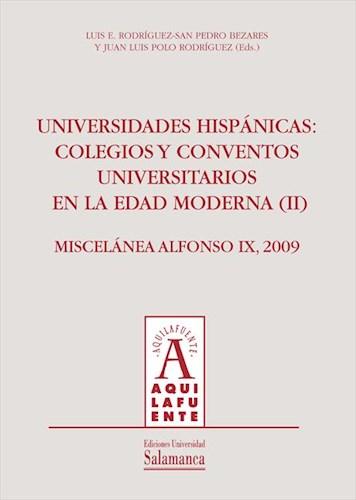 E-book Universidades Hispánicas | La Universidad De Baeza En La Edad Moderna