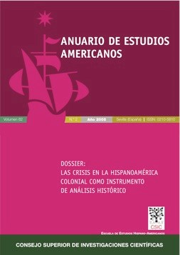 E-book Anuario De Estudios Americanos. Vol. 62 Nº 2 Obra Completa