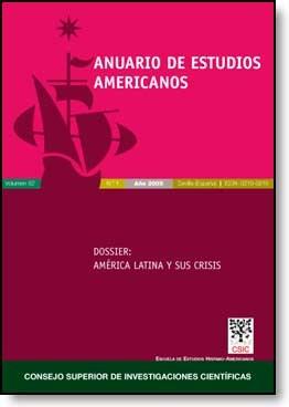 E-book Anuario De Estudios Americanos. Vol. 62 Nº 1.