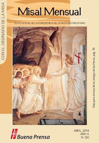E-book Misal Mensual Abril 2014