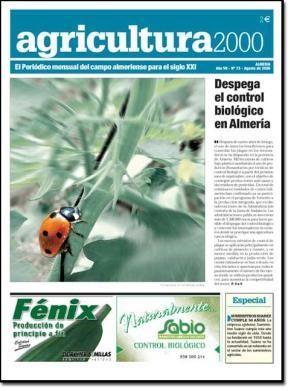 E-book Agricultura 2000. Agosto 2006. Año Vii. Nº 73.