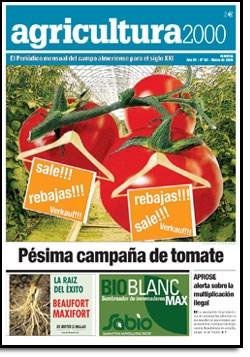 E-book Agricultura 2000. Marzo 2006. Año Vii. Nº 68.