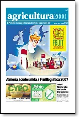E-book Agricultura 2000. Febrero 2007. Año Viii. Nº 78.