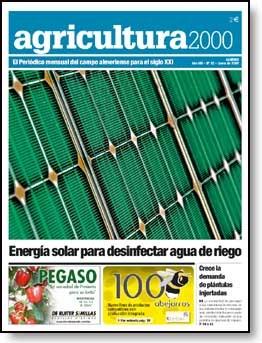 E-book Agricultura 2000. Junio 2007. Año Viii. Nº 82.