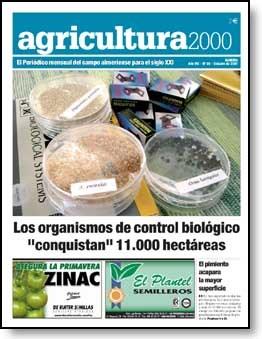 E-book Agricultura 2000. Octubre 2007. Año Viii. Nº 85.