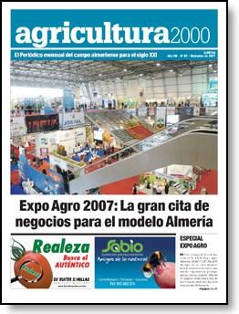 E-book Agricultura 2000. Diciembre 2007. Año Viii. Nº 87.