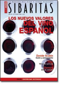 E-book Sibaritas. Año Xvi. Nº 67. Abril 2008.
