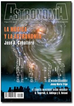 E-book Astronomía. Epoca Ii. Nº 95. Mayo 2007.