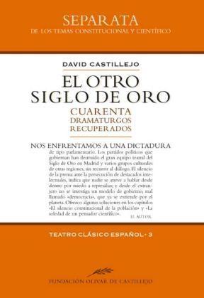 E-book El Otro Siglo De Oro. Separata