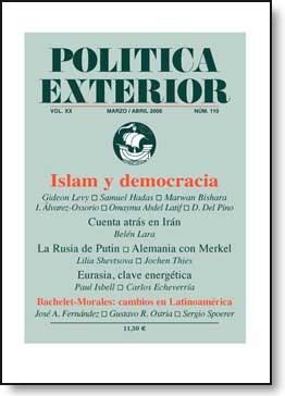 E-book Política Exterior. Nº 110