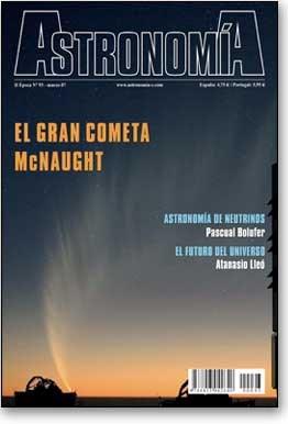 E-book Astronomía. Epoca Ii. Nº 93. Marzo 2007.