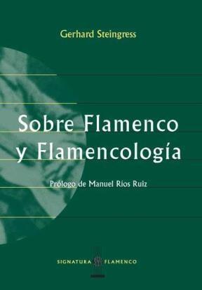 E-book Sobre Flamenco Y Flamencología
