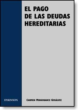 E-book El Pago De Las Deudas Hereditarias