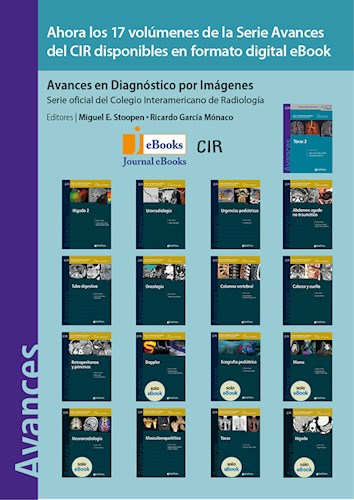 Colección Serie Avances por CIR COLECCION E BOOK, - JOU00CIR16VOL ...