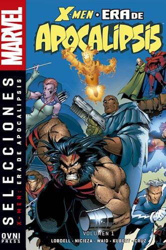 X-Men  Era De Apocalipsis Lote Completo (4 Tomos)