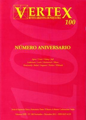 Papel VERTEX N§100 NOV./DIC.2011 NUMERO ANIVERSARIO