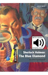 Papel SHERLOCK HOLMES: THE BLUE DIAMOND (+MP3)