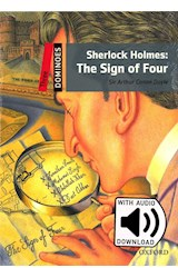Papel SHERLOCK HOLMES: THE SIGN OF FOUR (+MP3)