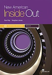 Libro New American Inside Out Advanced St +Cd Rom