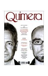 Papel Revista Quimera  Nª 320-321