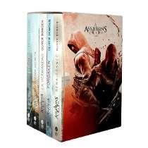 Papel Coleccion Assassin'S Creed - 5 Tomos