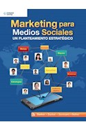 Papel MARKETING PARA MEDIOS SOCIALES UN PLANTEAMIENTO ESTRATEGICO