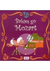 Papel Cd Babies Go Mozart