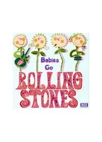 Papel Babies Go Rolling Stones