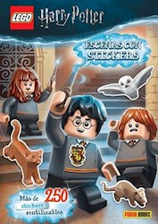 Libro Lego Harry Potter : Escenas Con Stickers