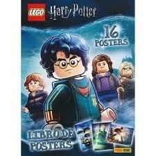 Libro Lego Harry Potter : Libro De Posters