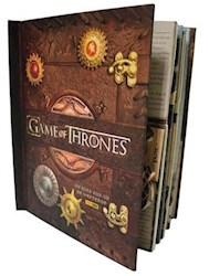 Libro Game Of Thrones : Una Guia Pop-Up De Westeros