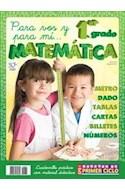 Papel MATEMATICA 1 EDIBA (PARA VOS Y PARA MI) EPB 1 MAESTRA DE PRIMER CICLO