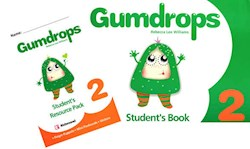 Papel Gumdrops 2 Student'S Book Pack