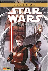 Papel Star Wars, Lost Tribe Of The Sith Spiral
