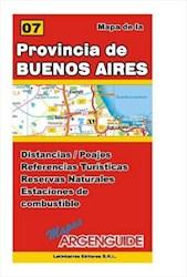 Papel Nº 7 Rutas De La Provincia De Buenos Aires