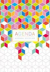 Libro Agenda Perpetua Rombos