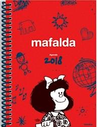 Papel Agenda Mafalda 2020 Anillada Pagina Por Pagina