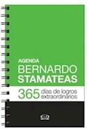 Papel AGENDA BERNARDO STAMATEAS 365 DIAS DE LOGROS EXTRAORDINARIOS (ANILLADA)