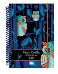 Papel Agenda Paulo Coelho 2020 Anillada Revelaciones Pajaros