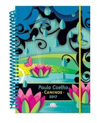 Papel Agenda Paulo Coelho 2020 Anillada Revelaciones Flores